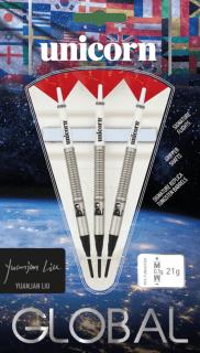 Softtip Yuanjun Liu Unicorn Global Dartpijlen - Darts Warehouse