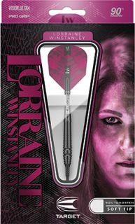 Lorraine Winstanley 90% Target Softtip | Darts Warehouse