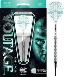 Rob Cross Voltage 90% Target Softtip Darts | DartsWarehouse