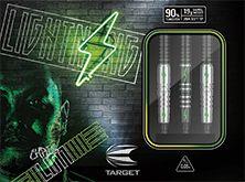 Chris Slim Lightning Prime 90% Target Softtip | Darts Warehouse