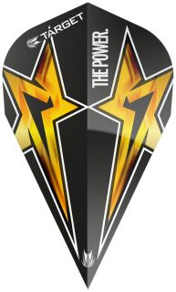 Target Phil Taylor Vision G3 Vapor Black Star   Darts Warehouse