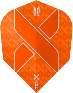 Vision Ultra Ten-X. Orange Target Dartflights | Darts Warehouse