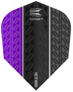 Target Vision Ultra Vapor8 Black Purple Std.6 | Darts Warehouse