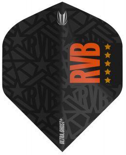 Vision Ultra Ghost+ RVB Std. Target Dartflight | Darts Warehouse
