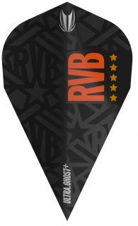 Vision Ultra Ghost+ RVB Vapor Target Dartflight | Darts Warehouse