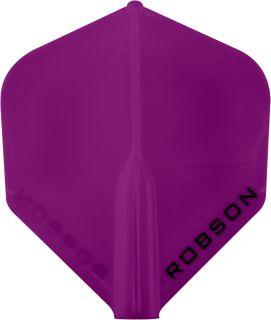 Bull's Robson Plus Flight Std. Purple | Darts Warehouse