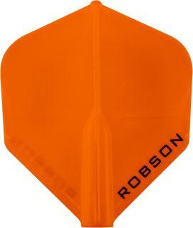 Bull's Robson Plus Flight Std. Orange | Darts Warehouse