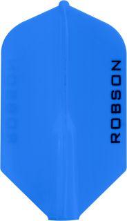 Bull's Robson Plus Flight Slim Blue | Darts Warehouse