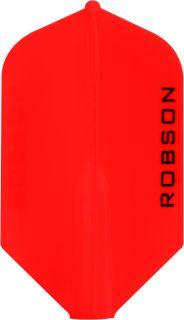 Bull's Robson Plus Flight Slim Red | Darts Warehouse