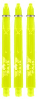 Glowlite Color Medium Yellow   Nylon Shafts   Dartswarehouse