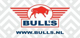 Bull's Sticker 21x9,8 cm   Darts Warehouse
