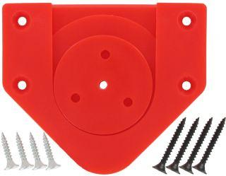 Rotate Fixing Bracket Red | Dartbord ophangen | Darts Warehouse