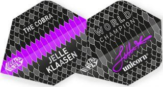 UltraFly Jelle Klaasen Std. Unicorn Flight | Darts Warehouse