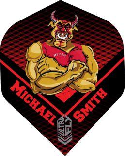 UltraFly Michael Smith Big Wing Unicorn Flight | Darts Warehouse