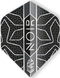 UltraFly Noir Star Std. Unicorn Flight   Darts Warehouse
