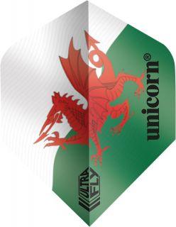 Ultrafly.100 Flag Std. Wales