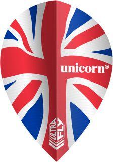 Ultrafly.100 Flag Pear Union Jack