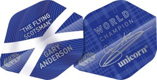 Ultrafly.75 AR1 Blue Gary Anderson