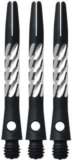 Unicorn Premier Aluminium Short Black Shafts   Darts WareHouse