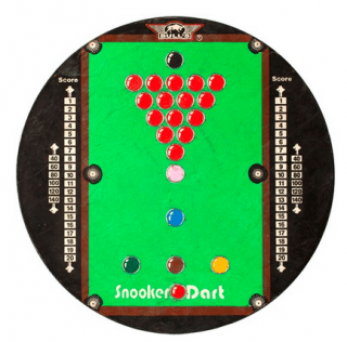 Dartbord Kopen | Bulls Gameboard Snooker | Online Dartwinkel Darts Warehouse