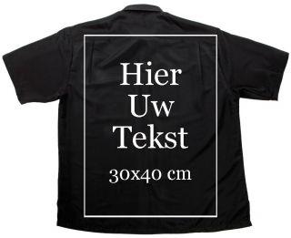 Dartshirts Bedrukken bij DartsWarehouse.nl