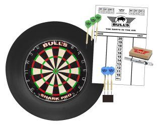 Bull's Surround Dartbord Pro Set | Darts Warehouse