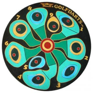Dartbord Kopen | Bulls Gameboard Golf | Online Dartwinkel Darts Warehouse