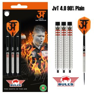 Bull's Justin van Tergouw JvT 90% 4.0 Plain   Darts Warehouse