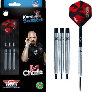 Karel Sedlacek 80% Bull's Darts | Darts Warehouse