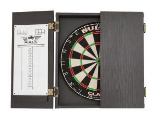 Bulls Dart Kabinet Kopen | Classic Cabinet Black | De online dartshop Darts Warehouse