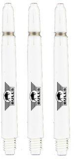 Nylon + ring Medium White | Darts Warehouse