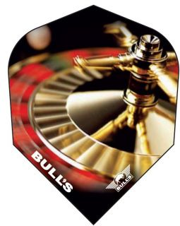 Powerflight Roulette - Bulls Dartflights - Darts Warehouse