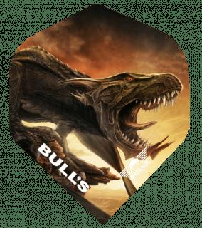 Bull's Powerflight Std. Raptor | Darts Warehouse