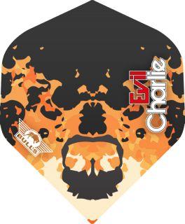 Powerflite P Sedlacek Hellfire Flight Bull's | Darts Warehouse