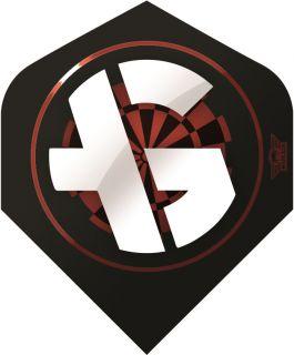Adam Gawlas Logo Std. Powerflite Bull's | Darts Warehouse