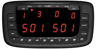 Dartsmate Chalkie Plus   Elektronisch Scorebord   Darts Warehouse