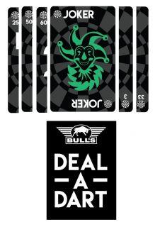 Deal a Dart Kaartspel   Verschillende spelvarianten   Darts Warehouse