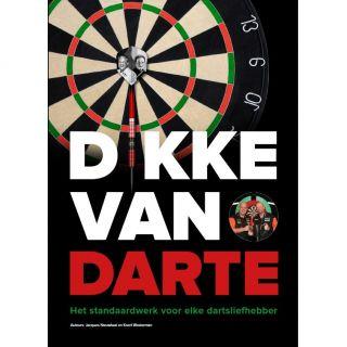 Dikke van Darte boek over Darten   Darts Warehouse