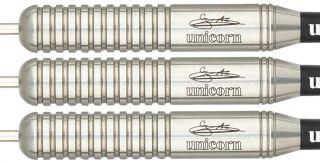 Bullet Gary Anderson P2 Stainless Steel | Unicorn Darts | Dartswarehouse