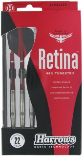 Retina 95% B Harrows Dartpijlen | Darts Warehouse Dartswebshop