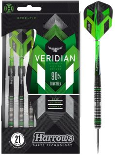 Harrows Veridian 90% Dartpijlen | Darts Warehouse Online