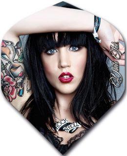 Ink Tattoo Flights Kopen   Online dartwinkel Darts Warehouse