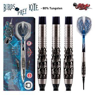 Shot Birds of Prey Kite 80% Softtip Darts | Darts Warehouse