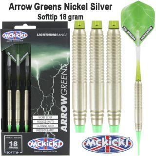 ST. Arrow Greens Silver