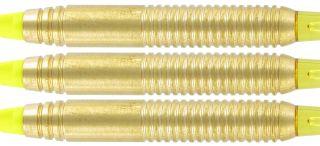 Speedy Yellow Brass 18 gram McKicks Softtip Dartpijlen | Darts Warehouse