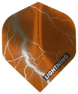 Metallic lightning flight 3