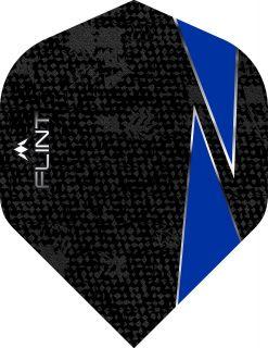 Mission Flint Std. Blue Dartflight | Darts Warehouse