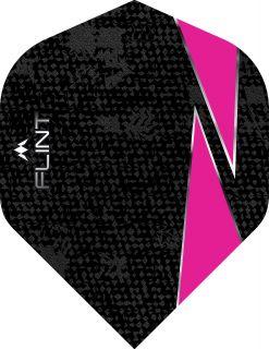 Mission Flint Std. Pink Dartflight | Darts Warehouse
