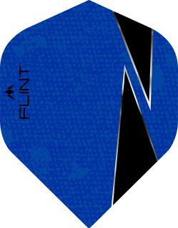 Mission Flint-X Std. Blue Dartflight | Darts Warehouse