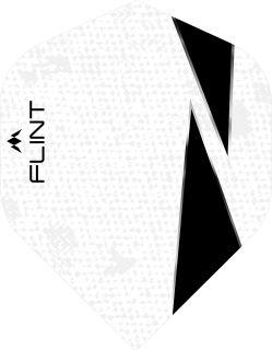 Mission Flint-X Std. White Dartflight | Darts Warehouse